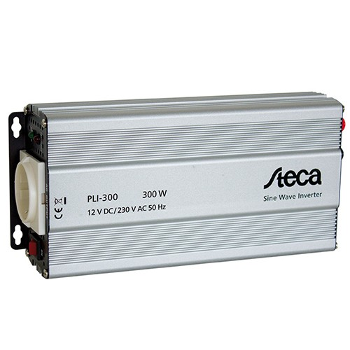 SINUS Inverter Steca PLI 300, 300Watt/12V