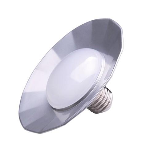 LED pære Sun Flower 630 lumen 12V 7W E27 4700K/hvid