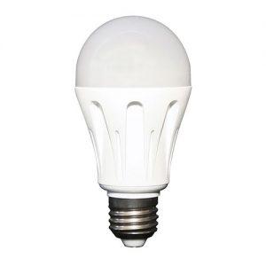 Steca LED Pære 5W/12V og 24V, E27 neutral hvid