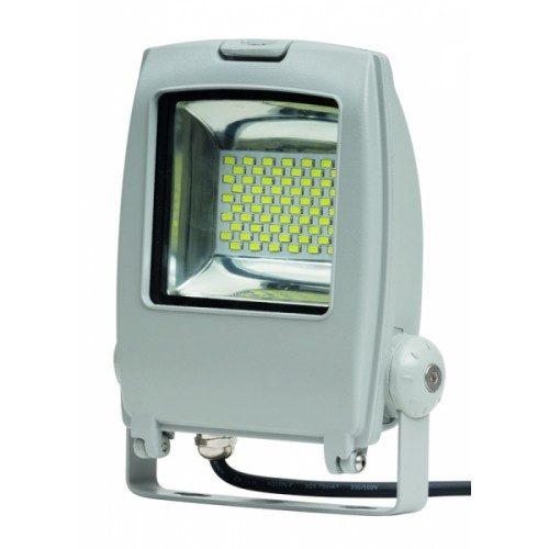 LED Projektør, 10-30W, 4200К, IP65