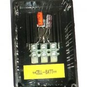 Laderegulator 13,7V / 1,5A