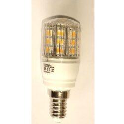 LED Belysning til 12V og 24V, E14 sokkel