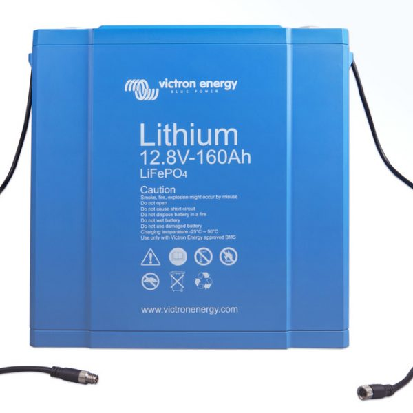 Victron Energy LiFePO4 Lithium Batteri 12,8V/160Ah