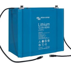 Victron Energy LiFePO4 Lithium Batteri 12,8V/90Ah