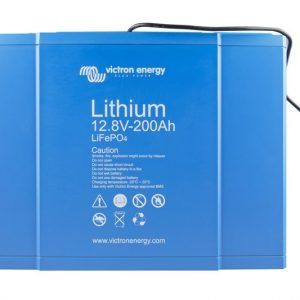 Victron Energy LiFePO4 Lithium Batteri 12,8V/200Ah - CB