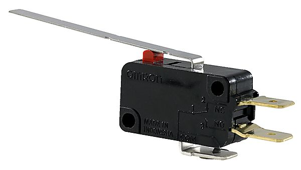 MIKRO SWITCH M/ LANG ARM