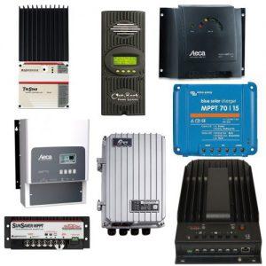 MPPT laderegulator 12/24/48V solcelleanlæg