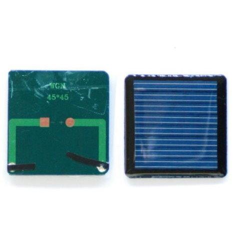 Mini solcelle 4.0V 80mA 0.32W