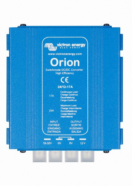Victron Orion DC-DC converter
