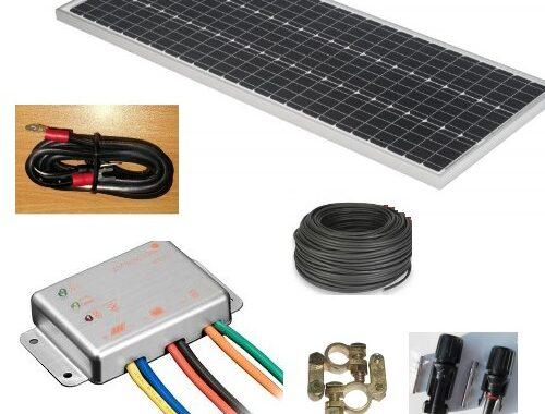Solcelleanlæg SC100 ECO