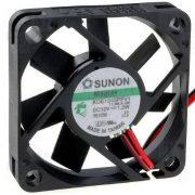 Sunon BLÆSER 12V 45×45x10 V 19m³/h 32dBA 1,2W