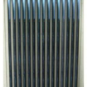 Vacpipe open end 750W varme og ventilation