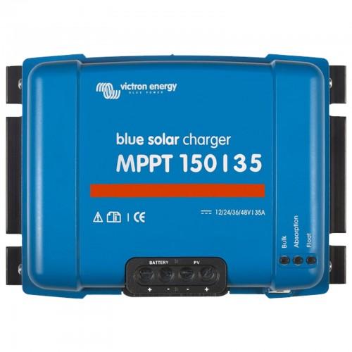 Victron BlueSolar laderegulator MPPT 150/35 12/24/48 Volt ( maks 150V, 35A)