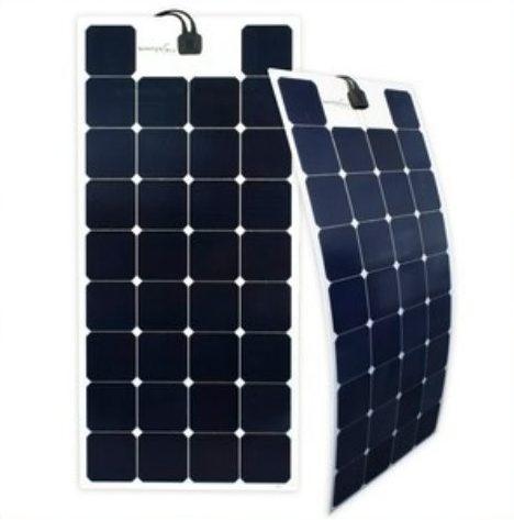 Solcelle Apollo Flex 35W