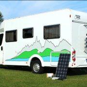 Solcelleanlæg KC100 Flex