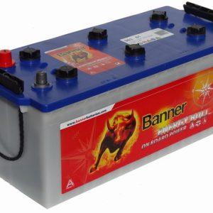 12V Banner Energy Bull marine batterier