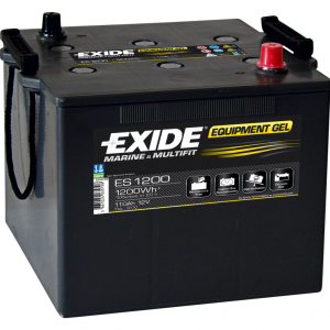 Exide EQUIPMENT Gel Batteri ES1200 12V 110Ah