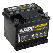 Exide EQUIPMENT Gel Batteri ES450 12V 40Ah