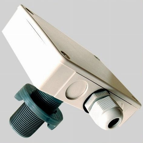 Solcellemodul taggennemføring DD4 med 3 kabel indgange