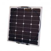 Phaesun Semiflex solcelle 50W/12V til båd, campingvogn