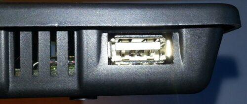 USB Laderegulator Phocos CML-UP 10-20A