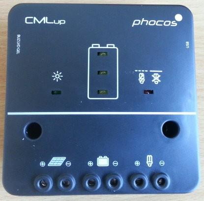 Laderegulator Phocos CML-UP 10-20A