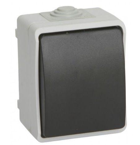 Tænd/sluk, kontakt, switch, netafbryder, afbryder, mikroswitch, LED, lys, ampere, volt