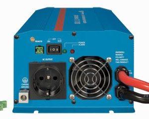 Ren sinus inverter/omformer 12V, 24V, 48V
