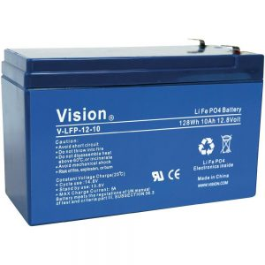 Battery Vision LFP1210, 12V 10Ah
