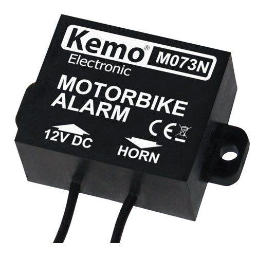 Motorcykel alarm modul M073N