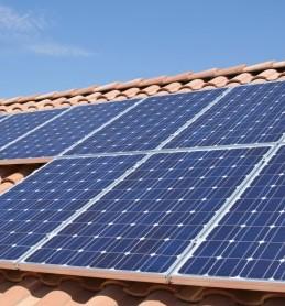 Nettilsluttede solcelleanlæg 1- 6kWatt