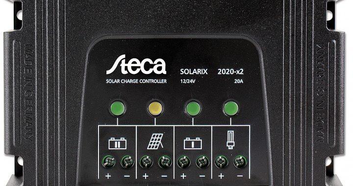 Steca Solarix 2020-X2