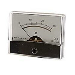 30V Analog voltmeter PM-2