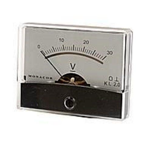 30V Analog voltmeter PM-2