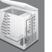 Refrigerator Steca Solarfridge/Freezer PF240