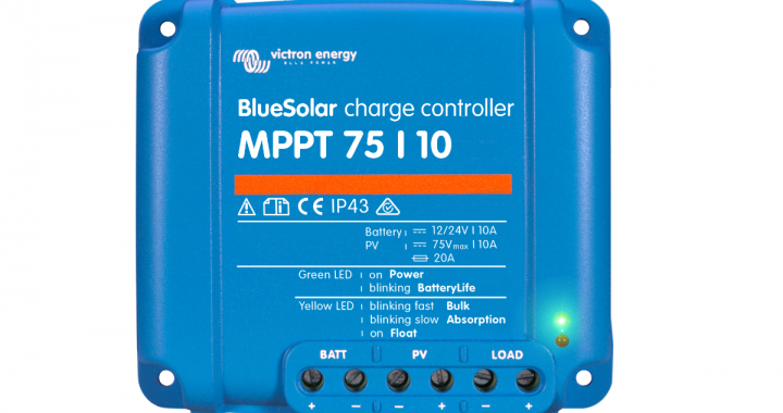 BlueSolar-MPPT-75-10-Laderegulator
