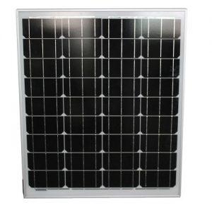 80Wp/12V solcelle Phaesun Sun Plus 80 monokrystallinsk
