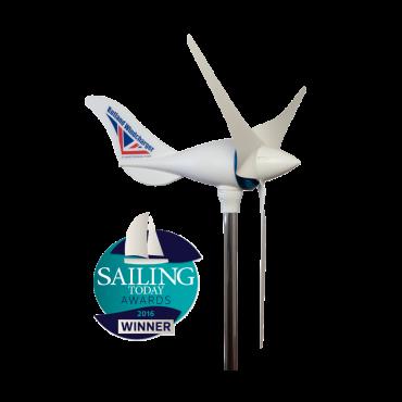 Rutland 1200 vindmølle til båd, yacht