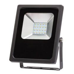 LED projektør, IP65, 20W, 2700 - 6400K