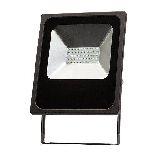 LED projektør, IP65, 50W, 6400K