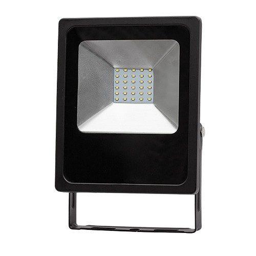 LED projektør,IP65, 30W, 6400K