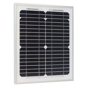 10Wp/12V solcelle Phaesun Sun Plus 10S monokrystallinsk