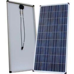 Solcelle panel 160W 12V polykrystallinsk