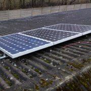 450W batteri solcelleanlæg