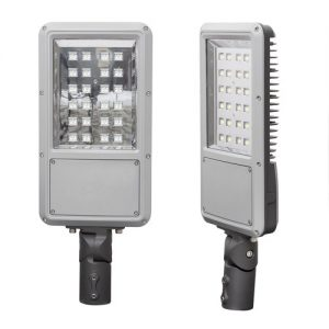 LED Gadelampe 30W