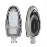 LED Gadelampe 50W