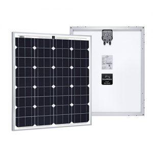 Solcelle modul Solarworld SW 80 Mono RHA, 80W/12V
