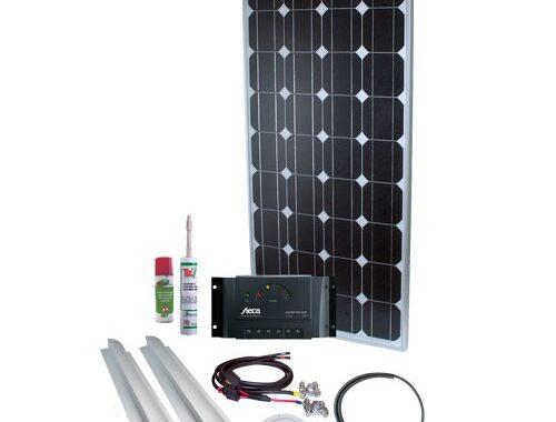 Solcelleanlæg Base Camp One
