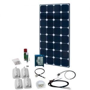 Solcelleanlæg SPR Caravan Kit Solar Peak Five