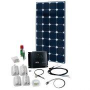 Solcelleanlæg SPR Caravan Kit Solar Peak Four